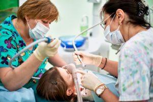 лечение зубов с закисью азота