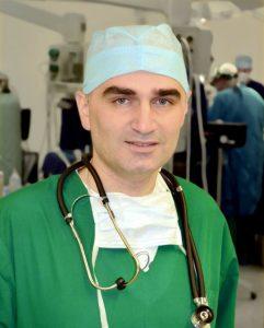 Диасамидзе Кахабер Энверович, врач высшей категории. д.м.н.